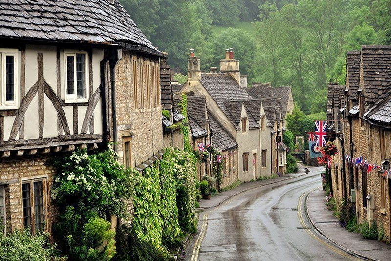 Castle Combe Surprising Travel Destinations