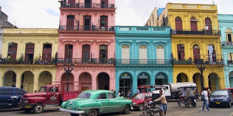 Surprising Travel Destinations Cuba