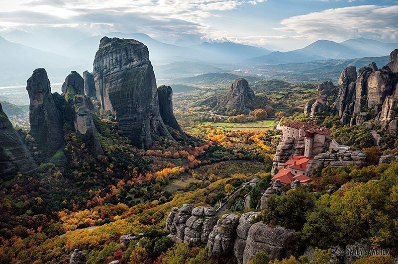 Meteora, Greece Surprising Travel Destinations