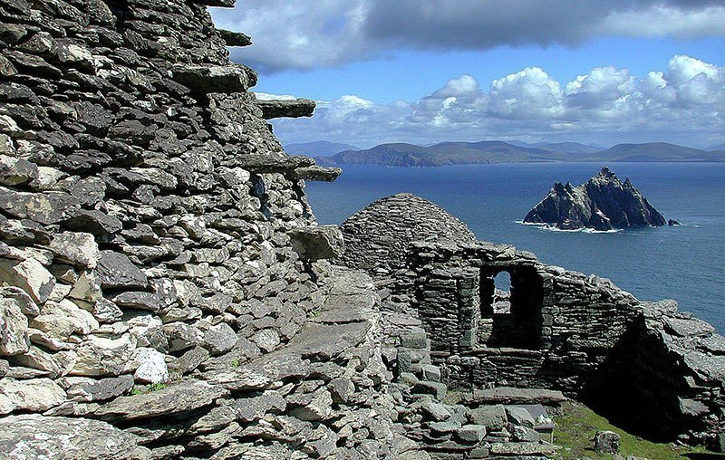Skellig Michael Travel Destination
