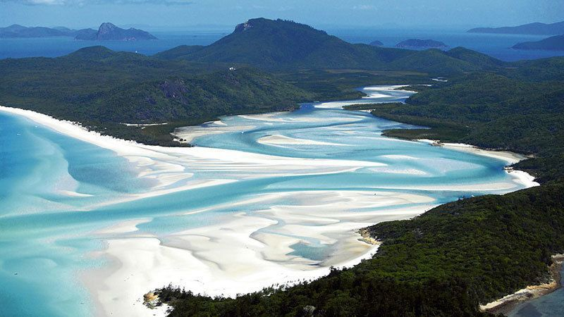 Whitsunday Islands Tourism