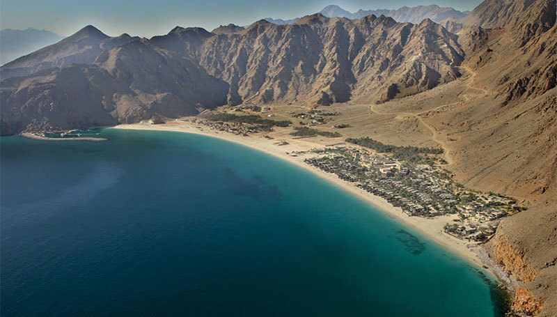 Zigny Bay, Oman Surprising Travel Destinations