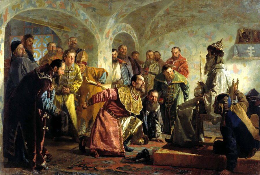 The Oprichniki