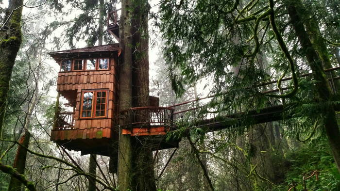 Treehouse Point See Inside The World S Coolest Hotel