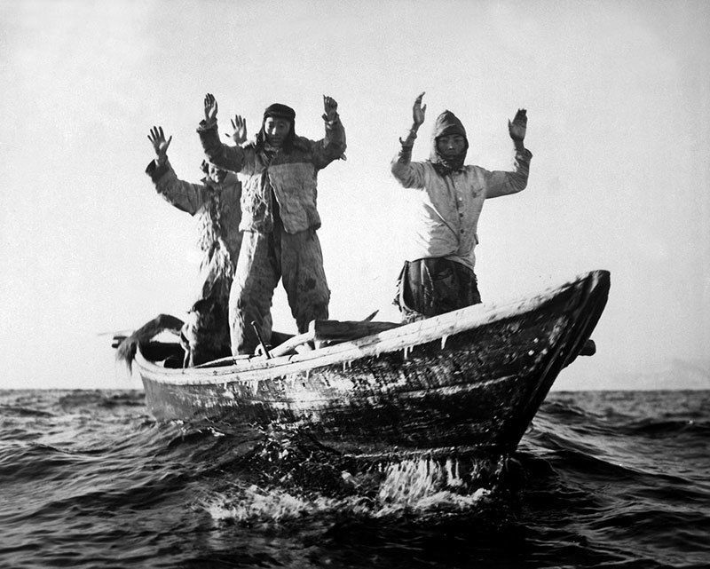 Communist Fishers Korea