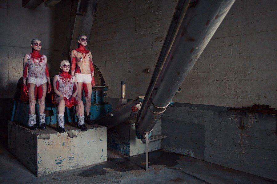 weird girls project three guardians
