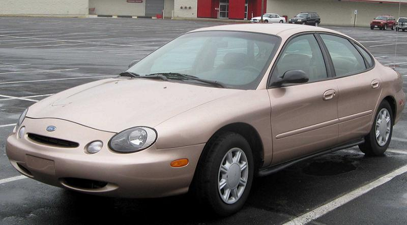 Worst Cars 96 Taurus