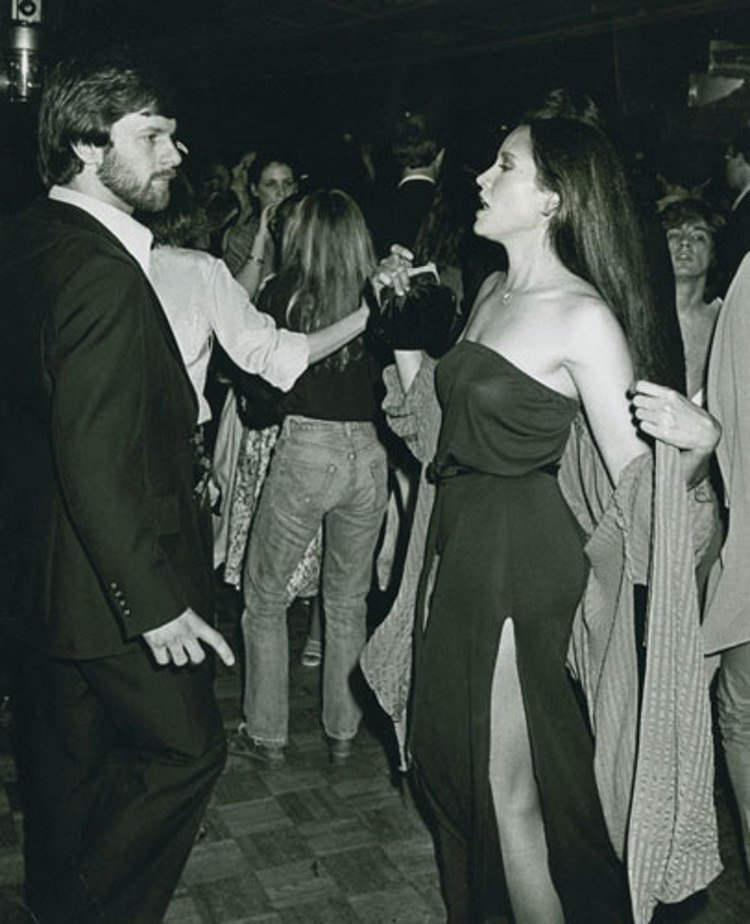 70s studio 54 barbara carrera