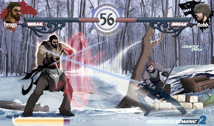 game of thrones art fighter