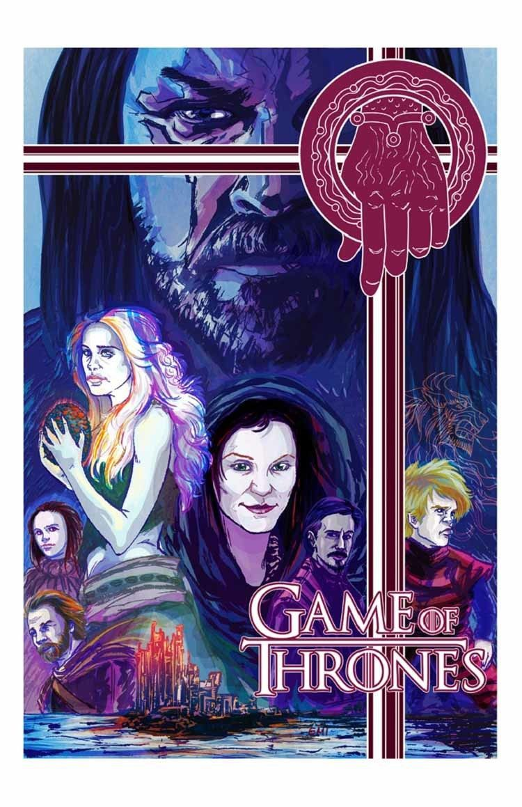 game of thrones art one ring