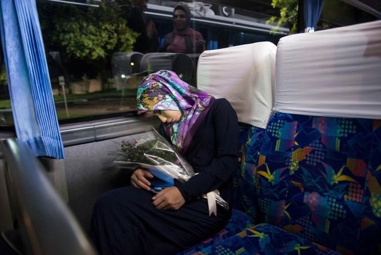 Miss muslimah asleep
