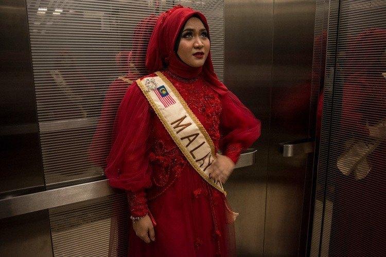 Miss- muslimah malaysia