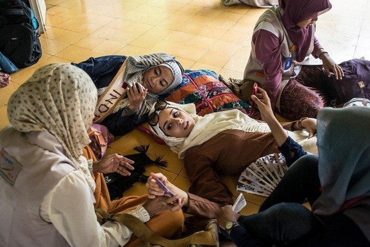 Miss muslimah rest