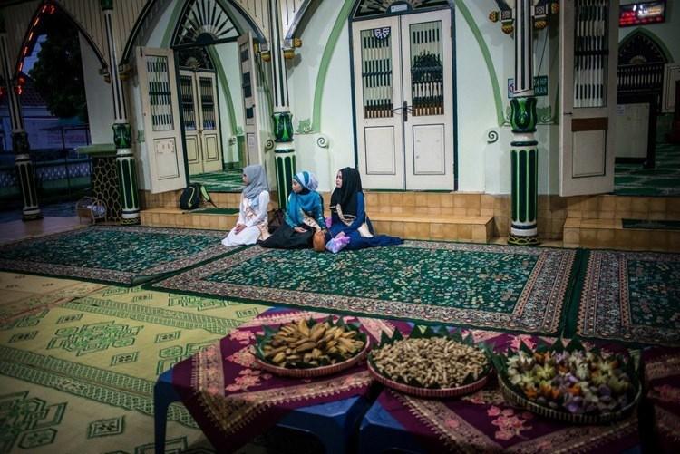 Miss muslimah snacks