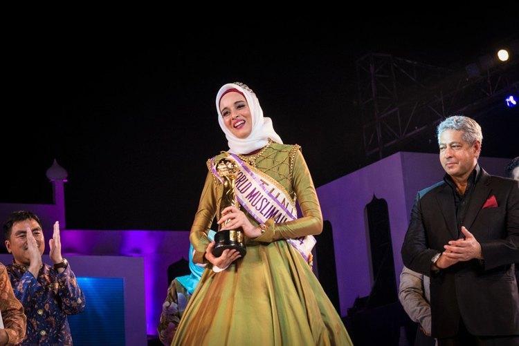 Miss muslimah winner