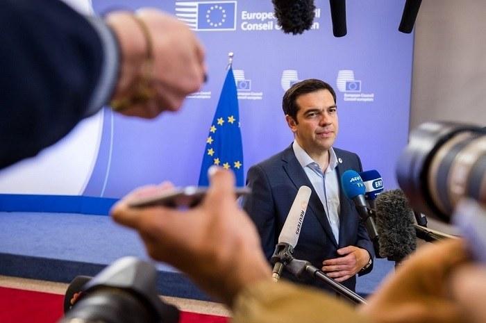 Alexis Tsipras Greece Deal