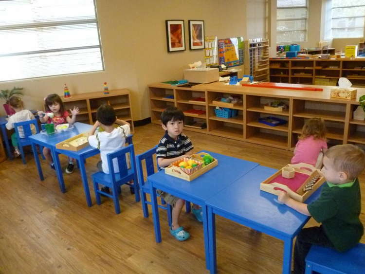 Alternative Preschool Class