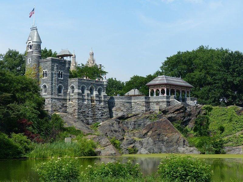 Castles In America Belvedere Park