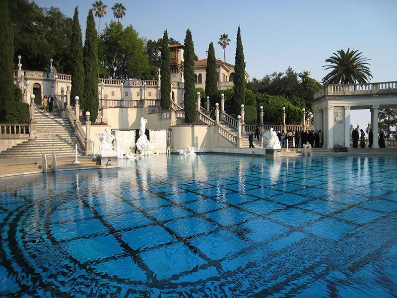 Castles In America Hearst Castle