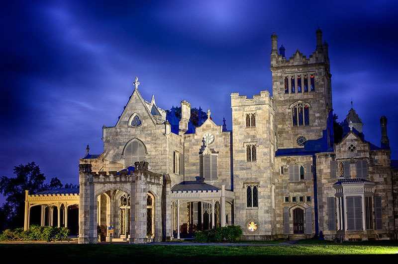 American Castles Lyndhurst Castle