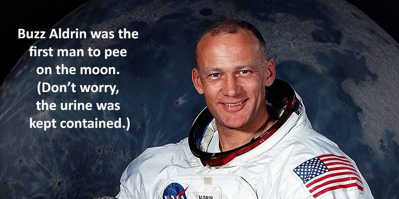 Apollo 11 Facts Aldrin
