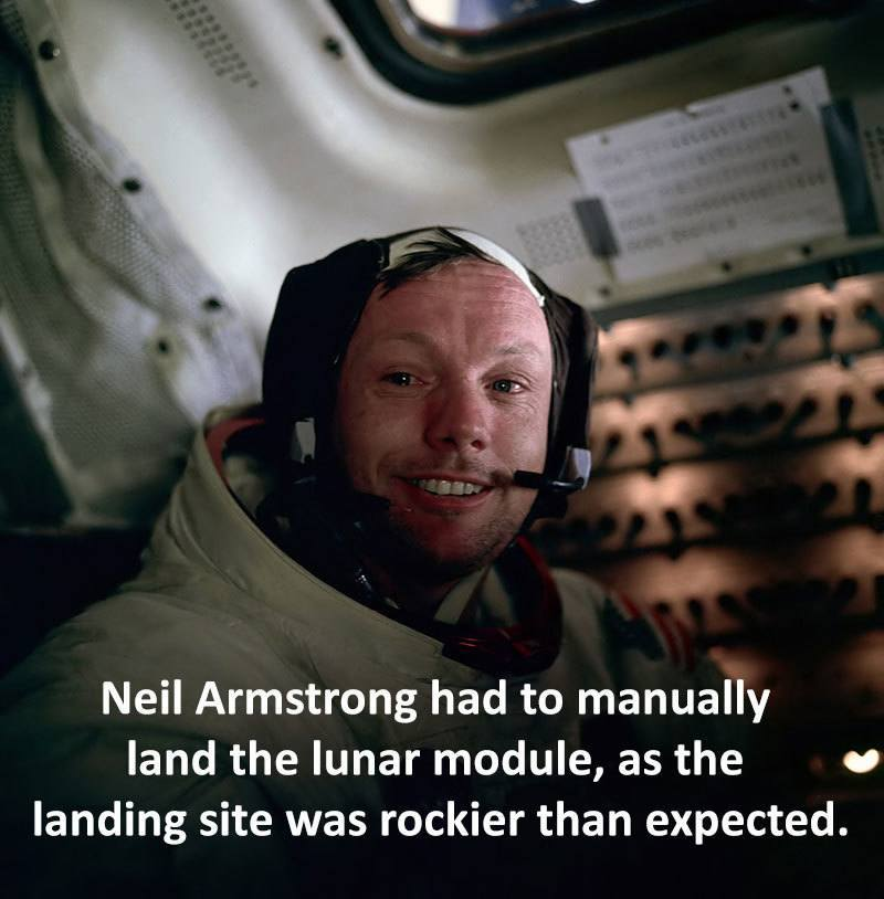 Apollo 11 Facts Armstrong