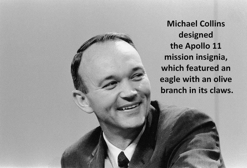 Apollo 11 Facts Collins