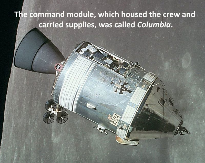 Apollo 11 Columbia