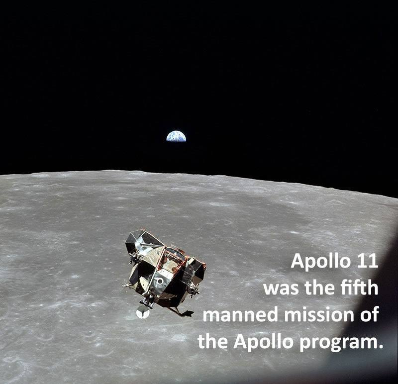 Apollo 11 Facts Command