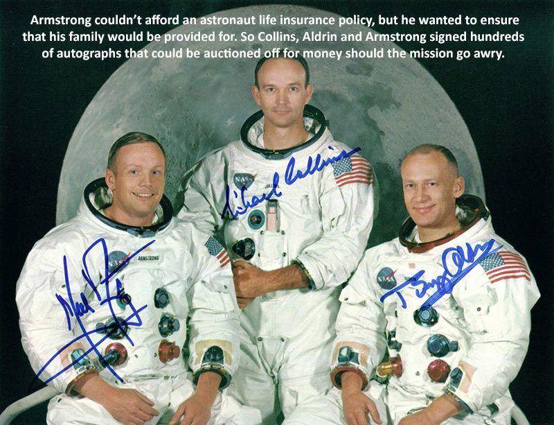 Apollo 11 Insurance