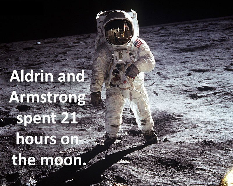 Apollo 11 Facts Moon