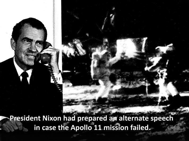 Apollo 11 Nixon