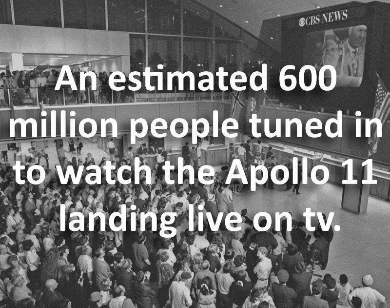 Apollo 11 Publicity