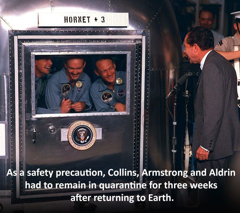 Apollo 11 Facts Quarantine