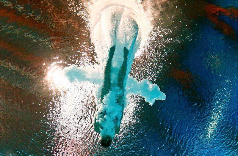 Aquatics World Championships Underwater