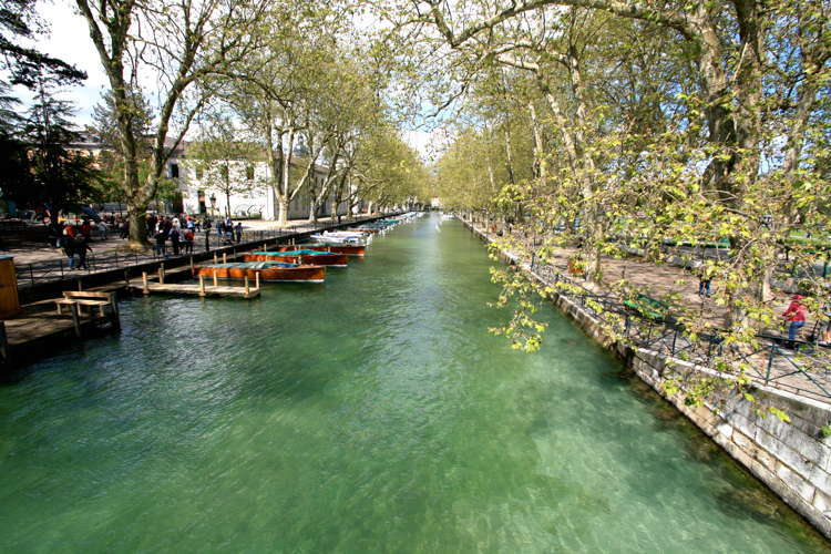 Beautiful Towns Annecy