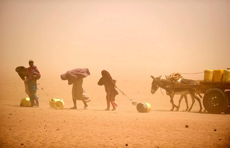 Beta Israel Drought