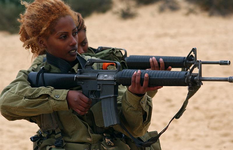 Women Military
