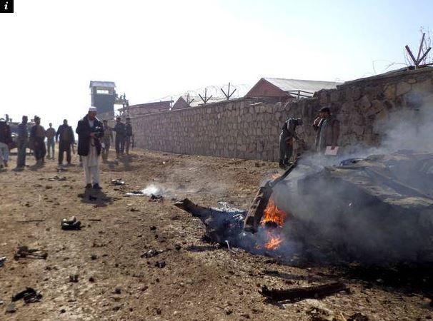 Car Bomb Afghanistan