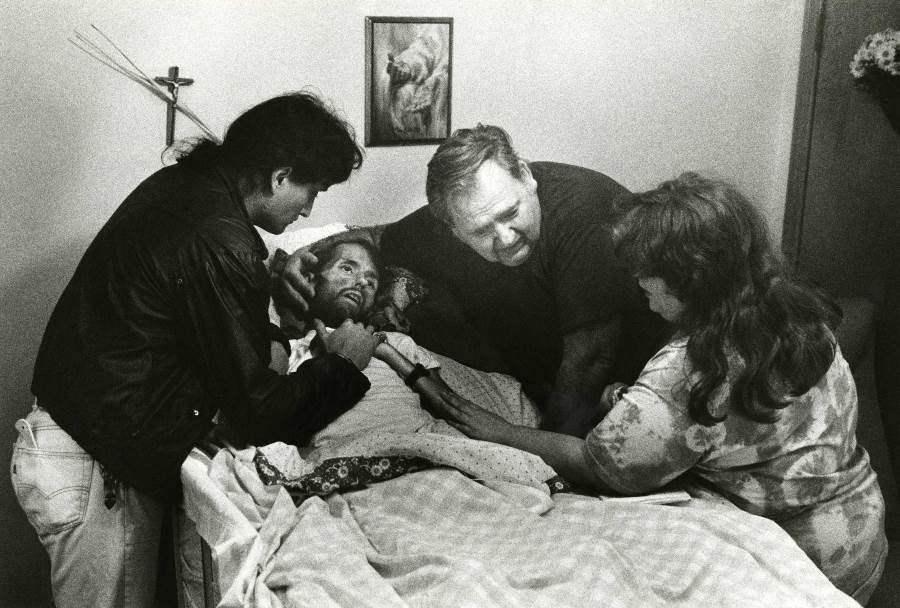 Death Of David Kirby