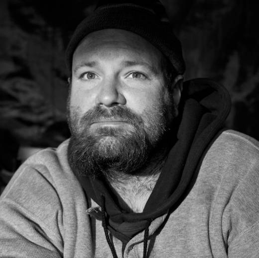 Facing Homelessness Andy Hoodie