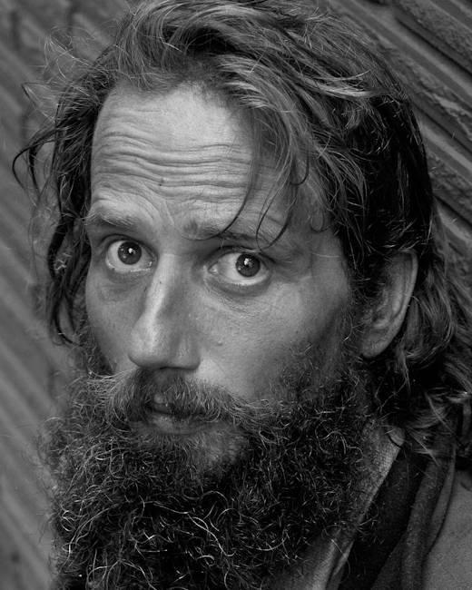 Facing Homelessness Charlie Beard