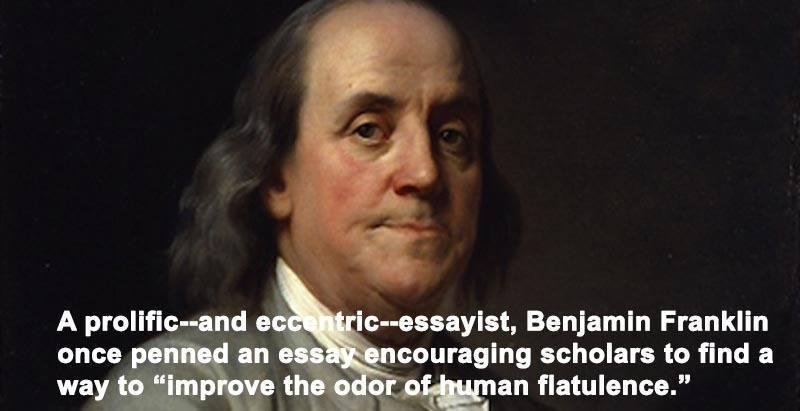 Founding Fathers Flatulence