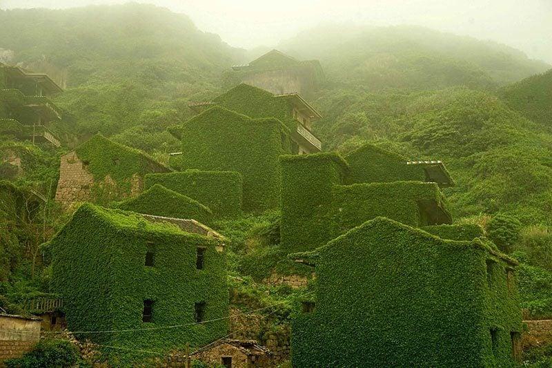 Goqui Island Abandoned
