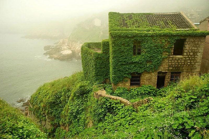 Goqui Остров Рыбацкая деревня