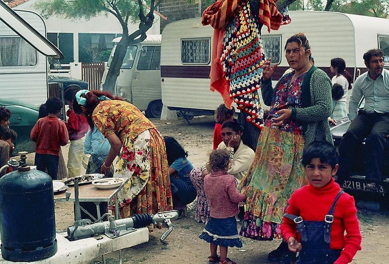 Ethnic Cleansing Of Gypsies In History