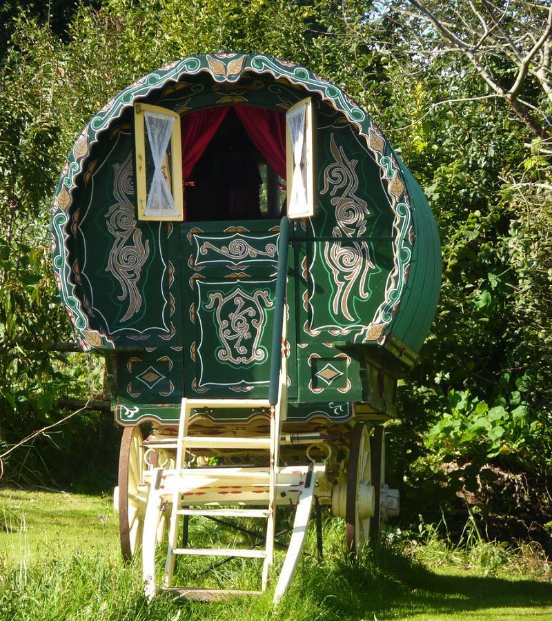 Beautiful Gypsy Wagons