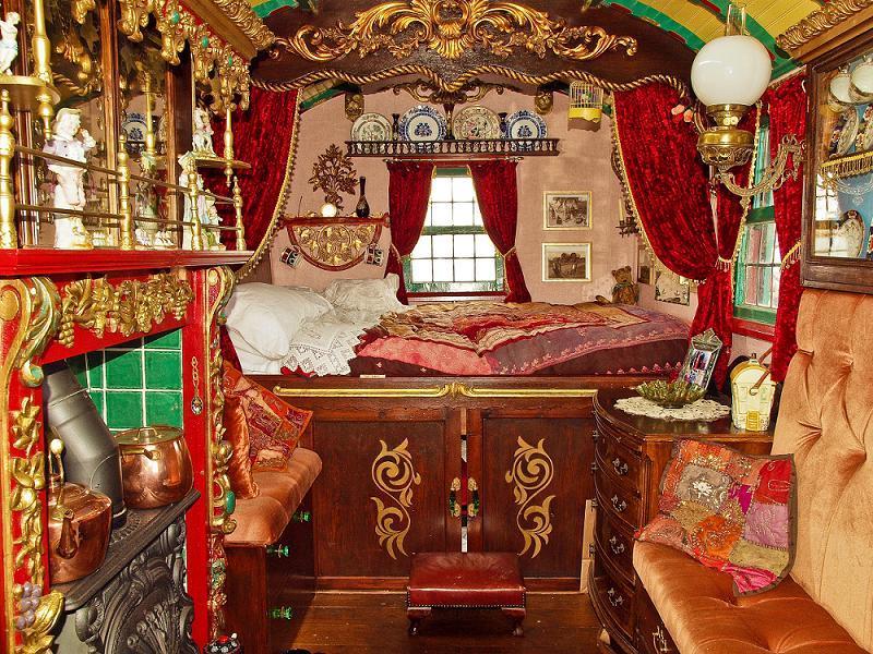 Wagon Interior