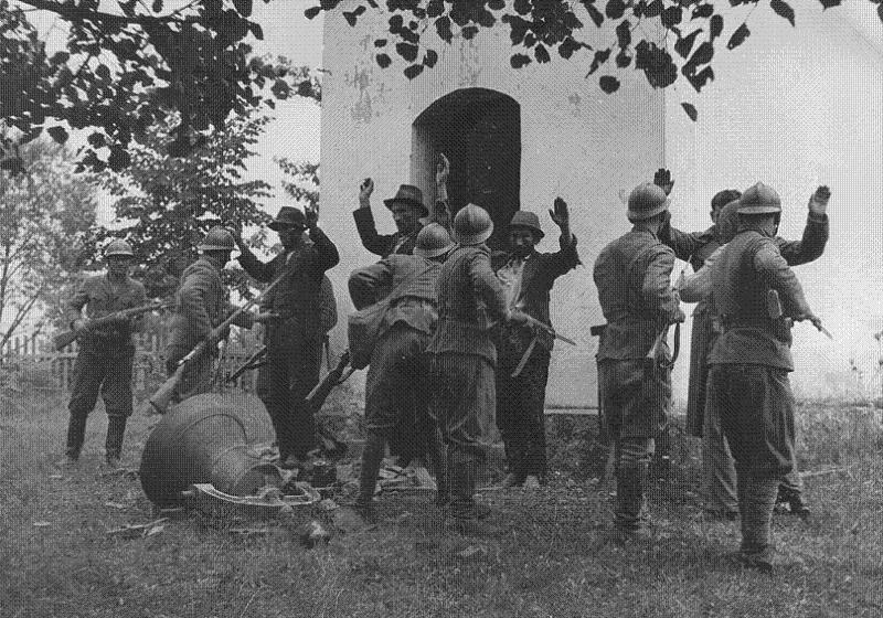 Yougslavia Arrests