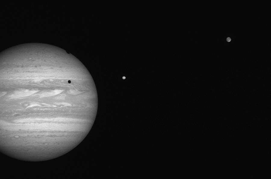 Jupiter Moons Shadows